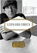 Leonard Cohen: Poems and Songs (Everyman's Library Pocket Poets) Cover