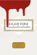 Killer Verse: Poems of Murder and Mayhem Cover