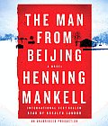 The Man from Beijing (Abridged) Cover
