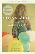 Signs of Life: A Memoir Cover