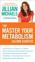 The Master Your Metabolism Calorie Counter Cover