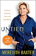Untied: A Memoir of Family, Fame, and Floundering Cover