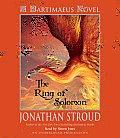 Ring of Solomon A Bartimaeus Novel A Bartimaeus Novel