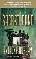 The Sacred Band: The Acacia Trilogy, Book Three Cover