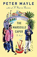 The Marseille Caper (Vintage) Cover