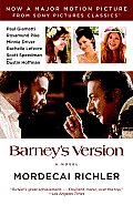 Barney's Version (Movie Tie-In Edition) (Vintage International) Cover