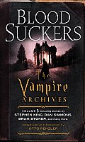 Bloodsuckers: The Vampire Archives, Volume 1 (Vintage Crime/Black Lizard) Cover