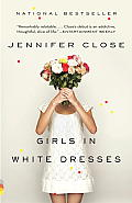 Girls in White Dresses (Vintage Contemporaries) Cover