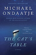 The Cat's Table (Vintage International) Cover