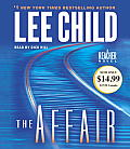 The Affair: A Reacher Novel Cover