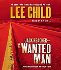 A Wanted Man (Jack Reacher Novels) Cover