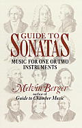 Guide to Sonatas: Music for One or Two Instruments Cover