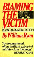 Blaming the Victim Cover