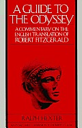 A Guide to the Odyssey: A Commentary on the English Translation of Robert Fitzgerald Cover