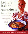 Lidia's Italian-American Kitchen Cover