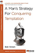A Man's Strategy for Conquering Temptation Cover