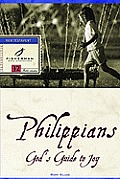 Philippians: God's Guide to Joy Cover