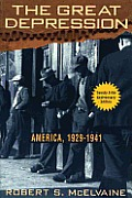The Great Depression: America 1929-1941 Cover
