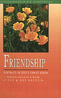 Friendship: Portraits in God's Family Album Cover