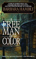 A Free Man of Color Cover