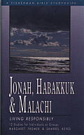 Jonah, Habakkuk, and Malachi: Living Responsibly Cover