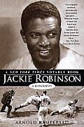 Jackie Robinson: A Biography Cover