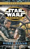 Star Wars: The New Jedi Order: Rebel Stand: Enemy Lines II Cover