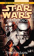 Star Wars: Allegiance Cover