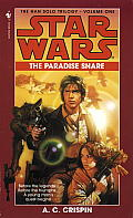 The Paradise Snare: Star Wars (The Han Solo Trilogy) Cover