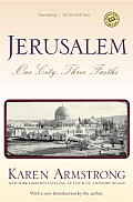 Jerusalem: One City, Three Faiths Cover