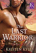 The Last Warrior: A Loveswept Historical Romance Cover