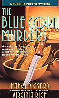 The Blue Corn Murders: A Eugenia Potter Mystery Cover