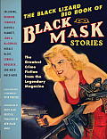 The Black Lizard Big Book of Black Mask Stories Cover