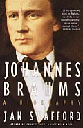 Johannes Brahms: A Biography Cover