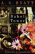 Babel Tower Cover