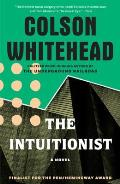 The Intuitionist: A Novel Cover