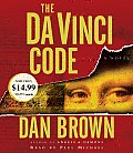 The Da Vinci Code (Abridged) Cover