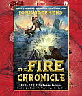 Books of Beginning #02: The Fire Chronicle, Book Two Cover