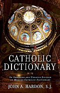 Catholic Dictionary: An Abridged and Updated Edition of Modern Catholic Dictionary Cover