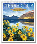 Sierra Club Wilderness Calendar Cover