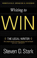 Writing to Win: The Legal Writer Cover