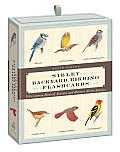 Sibley Backyard Birding Flashcards: 100 Common Birds of Eastern and Western North America Cover