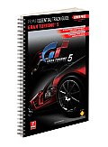 Gran Turismo 5 (Prima Essential Track Guide): Prima Essential Game Guide Cover