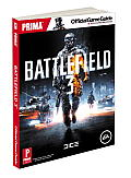 Battlefield 3: Prima Official Game Guide Cover