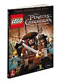 Lego Pirates of the Caribbean The Video Game Prima Official Game Guide