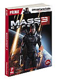 Mass Effect 3 (Prima Official Game Guides) Cover