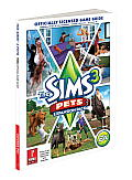 Sims 3 Pets Prima Official Game Guide