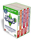 The Sims 3 Box Set: 7 Guides in 1 Cover