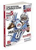 Madden NFL 13: The Official Player's Guide Cover