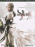 Final Fantasy XIII-2: The Complete Official Guide Cover